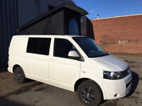 Vw T5 Highline Camper Aircon ,cruise ,bluetooth,rev,sens,102bhp,160bhpupgrade available