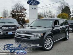 2014 Ford Flex Limited *AWD* *V6* *LEATHER*