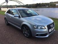 2009 H AUDI A3 2.0 TDI S LINE SPECIAL EDITION 3D 168 BHP DIESEL