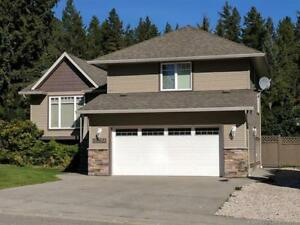Many Higher-End Features in this Home in Family Friendly Lumby