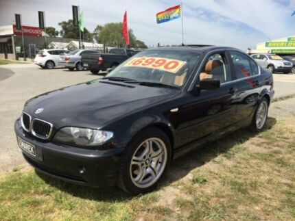 2003 BMW 325I E46 5 Speed Auto Steptronic Sedan Officer Cardinia Area Preview
