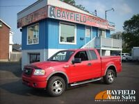 2006 Ford F-150 FX4 Supercab 4x4 **Sunroof/Only 100k!!**