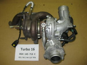 AUDI-A4-8k-A5-Q5-A6-1-8-2-0Tfsi-Turbocompresor-06h145713c-Turbo-Cargador