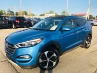 2017 Hyundai Tucson LIMITED 1.6 / LEATHER / ROOF / AWD Cambridge Kitchener Area Preview