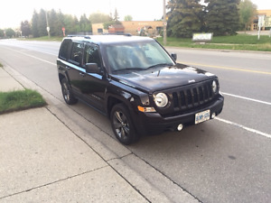 2014 Jeep Patriot SUV, Crossover