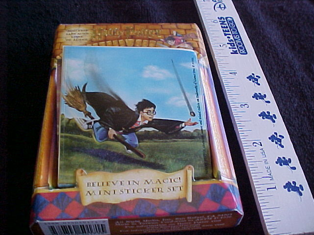 Harry Potter Friends Mini Sticker Set 38 Acid Free Stickers Believe in Magic Min