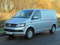 VOLKSWAGEN TRANSPORTER T6 TRENDLINE 2016 (16) MET SILVER, LOW RATE FINANCE?