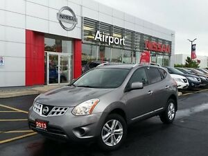 2013 Nissan Rogue SV ALLOYS ROOFRAIL BACK UP CAM