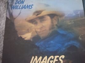 Vinyl LP Don Williams Images K Tel NE1033 Stereo 1978