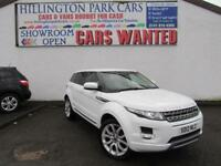 2012 Land Rover Range Rover Evoque 2.2SD4 auto Pure, SERVICE HISTORY & BKUETOOTH