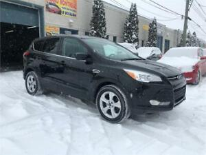 2014 FORD ESCAPE ECOBOOST 4WD (4 CYL)/AUT/AC/CAMERA/MAGS/GR-ELEC