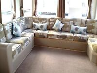 Stunning Static Caravan For Sale, Stunning Sea-Views On The East Coast Of The Scottish Borders