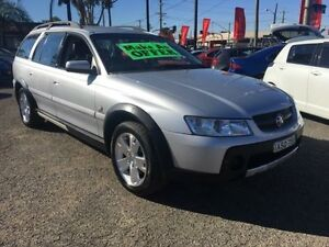 2005 Holden Adventra VZ CX6 Silver 5 Speed Automatic Wagon Lansvale Liverpool Area Preview