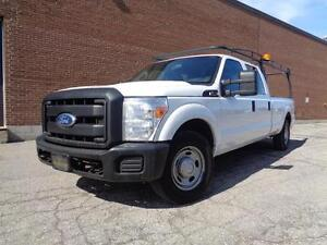 2011 Ford Super Duty F-250 XL 8FT BOX READY FOR WORK 416 742 546