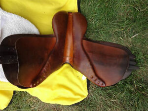 "17"" Crosby English Saddle Penticton Kelowna image 5"