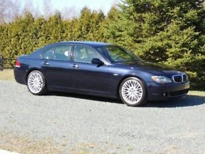 2006 BMW 7-Series 750i Berline