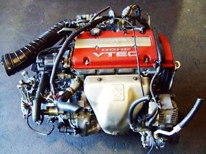HONDA EURO-R H22A TYPE-R 1999+ ENGINE T2W4 LSD TRANSMISSION