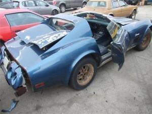 1975 Chev Corvette