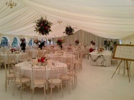Experienced Marquee erector required