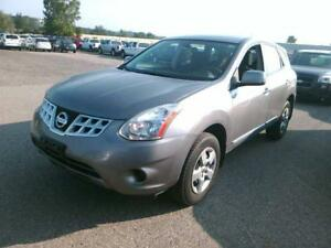 2012 Nissan Rogue S **ACCIDENT FREE** 3.9% FINANCING AVAILABLE!!