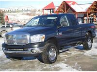 2007 Dodge Ram 3500 SLT TRX4 CUMMINS TURBO DIESEL Only 141,350Km
