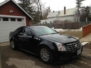 2012 Cadillac CTS Luxury Sedan, Low KMs, Fully Loaded