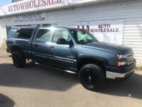 2006 Chevrolet Silverado 2500HD LT DURAMAX 136 KM LIKE NEW ! Edmonton Edmonton Area Preview