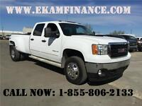 2011 GMC Sierra 3500 SLE Crew Cab Long Box 4WD