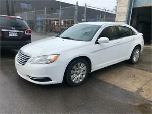 2012 CHRYSLER 200 (4 CYL)/AUT/AC/CRUISE/GR-ELECTRQIUE!!