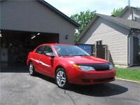 2004 Saturn Ion Quad Coupe Midlevel