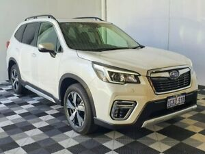 2019 Subaru Forester S5 MY19 2.5i-S CVT AWD White 7 Speed Constant Variable Wagon Victoria Park Victoria Park Area Preview