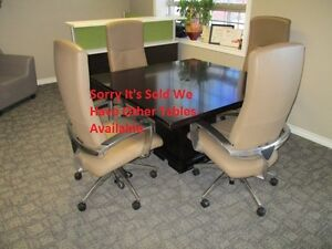 Boardroom Table-Located in Oshawa-Open to the public
