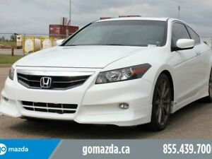2012 Honda Accord EX-L HFP V6 w/ Navigation LEATHER SUNROOF BRAN