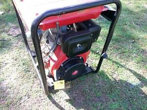 Diesel 10hp Stationary Engine Near New Condition Park Ridge Logan Area Preview