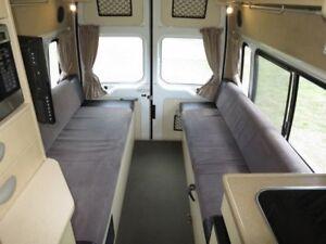 2010 KEA Freedom Motorhome – LOW KMS – SIDE & REAR ACCESS