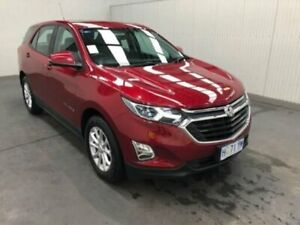 2018 Holden Equinox EQ MY18 LS (FWD) Red 6 Speed Automatic Wagon Moonah Glenorchy Area Preview