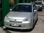 2003 Suzuki Liana RH416 Type 3 GS Silver 4 Speed Automatic Sedan Nailsworth Prospect Area Preview