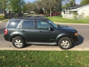 2008 Ford Escape SUV,  Saftied + Etested