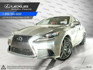 2016 Lexus IS 350 F SPORT Series 3