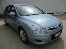 2010 Hyundai i30  Blue Manual Ayr Burdekin Area Preview
