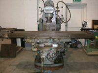 Cincinnati 4U Heavy Duty Milling Machine