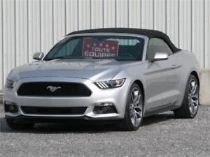 2015 Ford Mustang PREMIUM CONVERTIBLE ECOBOOST CUIR/NAV/MAG