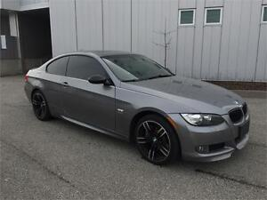 2009 BMW 335 XI COUPE UPGRADED ALLOYS EXHAUST KIT 104KM