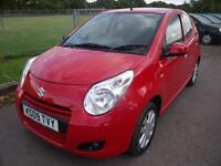SUZUKI ALTO SZ4, Red, Manual, Petrol, 2009
