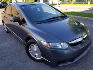 2009 Honda Civic Sdn DX-G MANUEL/AC/MAGS/CRUISE/GR.ELEC/CLEAN!