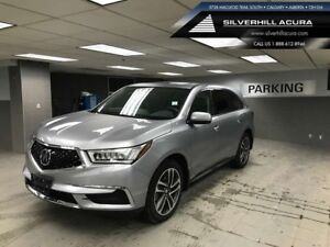 2017 Acura MDX Technology Package SH-AWD