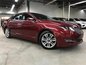LINCOLN MKZ HYBRID 2014 / CUIR / GPS / CAMERA / MAGS / 86500KM!