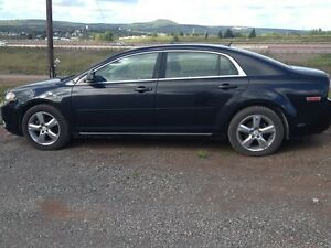 2010 Chevrolet Malibu Platinum Edition Sedan Antigonish