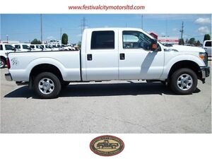 2015 Ford F-250 Crew Cab 4x4    CERTIFIED