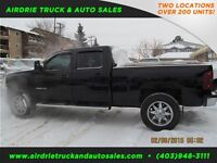 2011 Chevrolet Silverado 2500HD LTZ CREW CAB BLACK ON BLACK